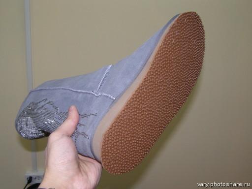 Как сделать профилактику ботинок